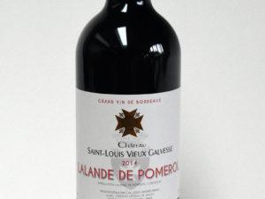 Lalande de Pomerol