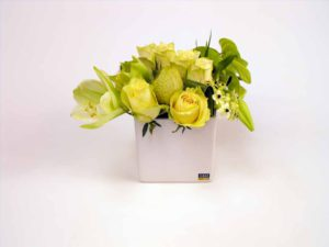 bloemstuk Wit design