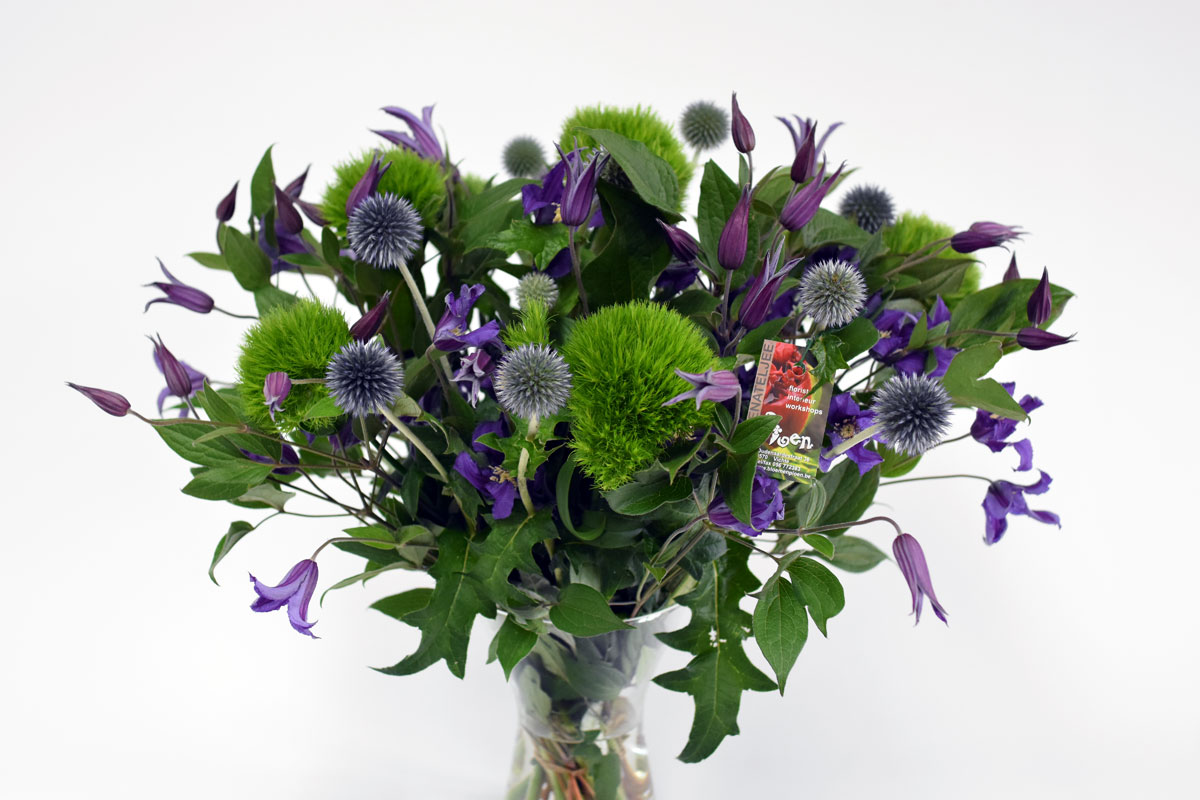 boeket Lilac