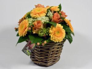 bloemstuk-Soft-Orange