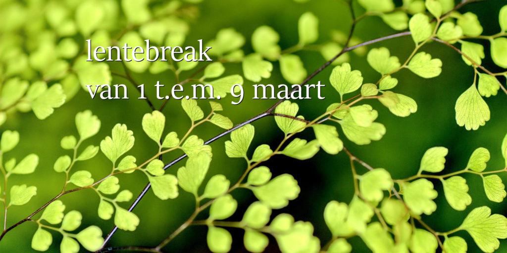 lentebreak